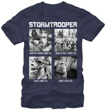 Star Wars-What Troopers Do T-shirts