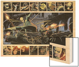 MARVEL: Marvel Knights Wood Print