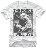 Star Wars-Use On You T-skjorte