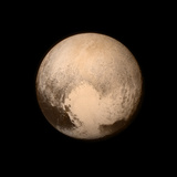 "Pluto's ""Heart"" Photo by APL, SwRI, NASA"