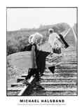 Michael Halsband - John John Florence Trestles, San Clemente, Ca. from SURF BOOK by Michael Halsband and Joel Tudor Fotografická reprodukce