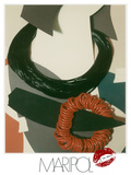 Rubber Ring Photographic Print by  Maripol