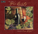 Wine Country - 2016 Calendar Calendars