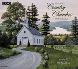 Country Churches - 2016 Calendar Calendars