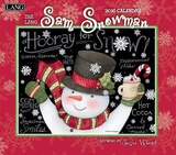 Sam Snowman - 2016 Calendar Calendars