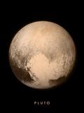 Pluton Photographie par APL, SwRI, NASA