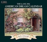 American Dream - 2016 Calendar Calendars