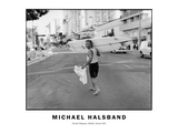 Donald Takayama, Waikiki, Hawaii 2001 Photographic Print by Michael Halsband