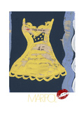 Dress Collage Posters by  Maripol