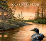 Loons On The Lake - 2016 Calendar Calendars