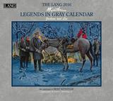 Legends In Gray - 2016 Calendar Calendars