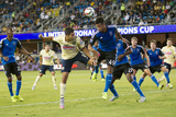 Mls: Club America at San Jose Earthquakes Photographic Print by Kelley L Cox