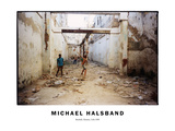 Baseball, Havanna, Cuba 1999 Photographic Print by Michael Halsband
