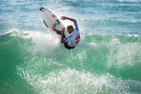 Quiksilver pro France Photographic Print by Kelly Cestari