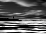 Grey Romance Metal Print by Josh Adamski