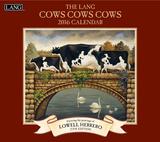 Cows Cows Cows - 2016 Calendar Calendars