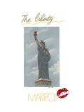 The Liberty Posters by  Maripol