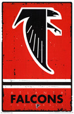 Atlanta Falcons - Retro Logo 15 Posters