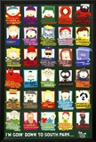 South Park - Quotes Posters