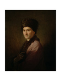 Jean-Jacques Rousseau, 1766 Giclee Print by Allan Ramsay