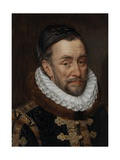 William I, Prince of Oranje, C.1579 Giclee Print by Adriaen Thomasz Key