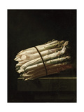 Still Life of Asparagus, 1699 Giclee Print by Adrian Coorte