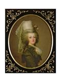 Archduchess Marie Antoinette Habsburg-Lothringen (1755-93) Giclee Print by Adolf Ulrich Wertmuller