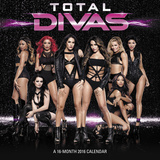 WWE Divas: Total Divas - 2016 Calendar Calendars
