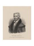 Daniel Boone, 1830 Giclee Print by Albert Newsam