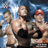 WWE - 2016 Calendar Calendars