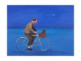 Cyclist, 2005 Giclee Print by Alan Kingsbury