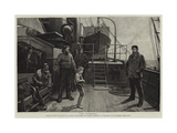 The Stowaway Giclee Print by Alfred Dixon