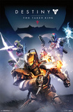 Destiny - Taken King Cover Poster