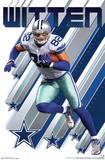 Dallas Cowboys - Jason Witten 15 Poster