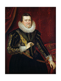 James VI of Scotland and I of England and Ireland (1566-1625) Giclee Print by Adam de Colone