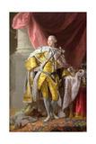 George III (1738-1820) Giclee Print by Allan Ramsay