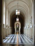 Hallway, Versailles, France Metal Print by Lisa S. Engelbrecht