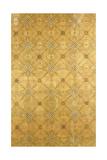 A Ceiling Panel Giclee Print by  Adler & Sullivan