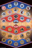 NBA - Logos 15 Prints