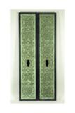 Two Elevator Panels, 1894-1895 Giclee Print by  Adler & Sullivan