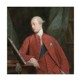 Portrait of Frederick, Lord North K. G., Later 2nd Earl of Guildford Giclee Print by Allan Ramsay