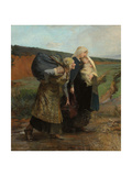 La Repudiee, 1882 Giclee Print by Albert Pierre Rene Maignan