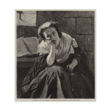 A Study Giclee Print by Abraham Solomon