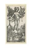 Allegorical Figure, C. 1515-1518 Giclee Print by Albrecht Altdorfer