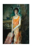 Mademoiselle De Pourtales, C.1925 Giclee Print by Ambrose Mcevoy