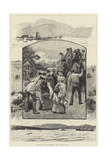 Holiday Rambles in Scotland Giclee Print by Alfred Edward Emslie