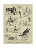 Notes from a Traveller's Sketch-Book Giclee Print by Alfred Chantrey Corbould