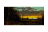 Twilight in the Wilderness, 1865 Giclee Print by Alfred Thompson Bricher
