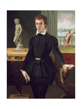 Portrait of a Young Man, Post 1560 Giclee Print by Alessandro Allori
