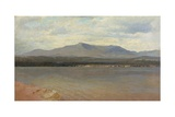 Lake Champlain, 1868 Giclee Print by Alexander Helwig Wyant